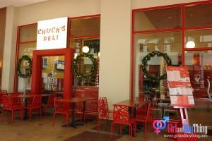 Chuck's Deli House of Slabwich