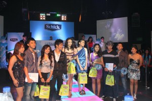 Ultimate Schick Look 2011: Shave for a Cause... Grand Finals