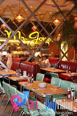 "The ""Mr. Jones"" Dining Experience..."
