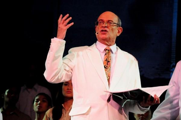 A Fire in the Soul: A Cantata