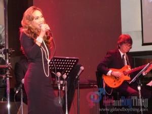 Tria Bascon...A Genuine Jazz Artist