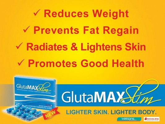 GlutaMAX SLIM... Lighter Skin. Lighter Body