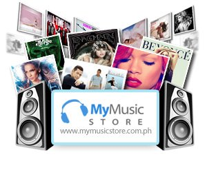 MyMusic Wallet is now available on MyMusicStore.com.ph!