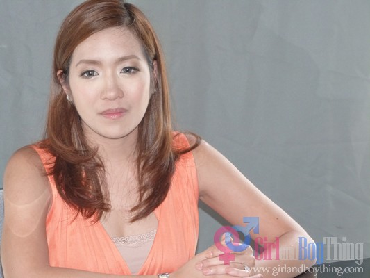 """ANGELINE QUINTO on Her New Album """"Fall in Love Again"""""""