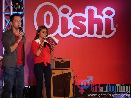 OISHI 'O, WOW! Campaign