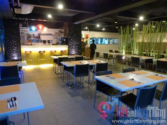 Eats a Date:TORCH Restaurant