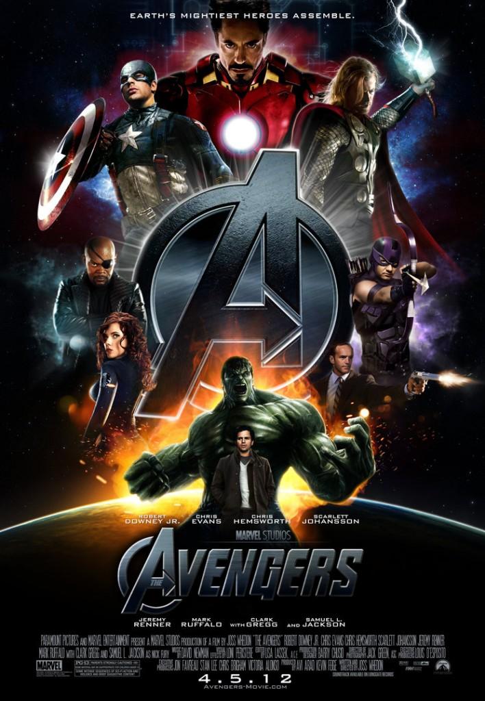 """The Avengers"" hits the Big Screen at SM CINEMA"