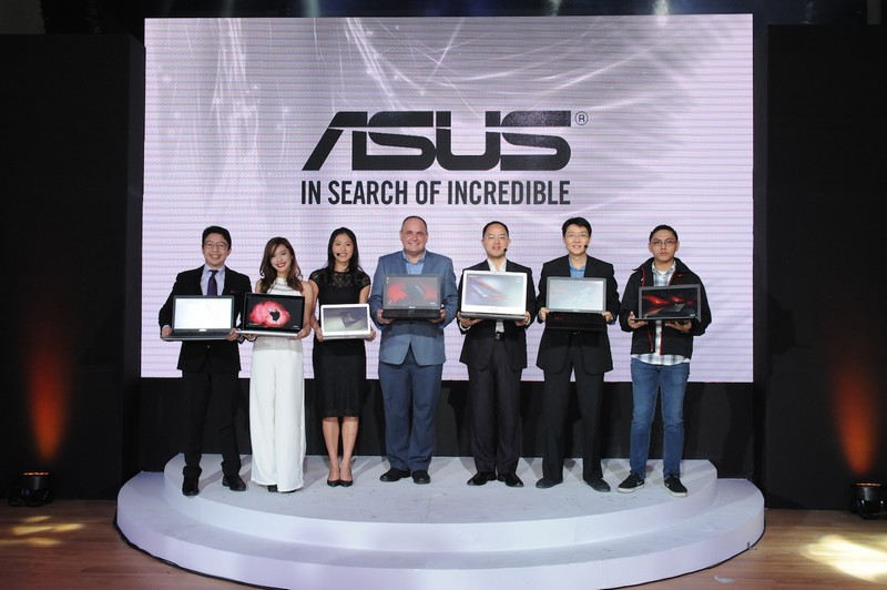 Asus ROG Series Notebooks