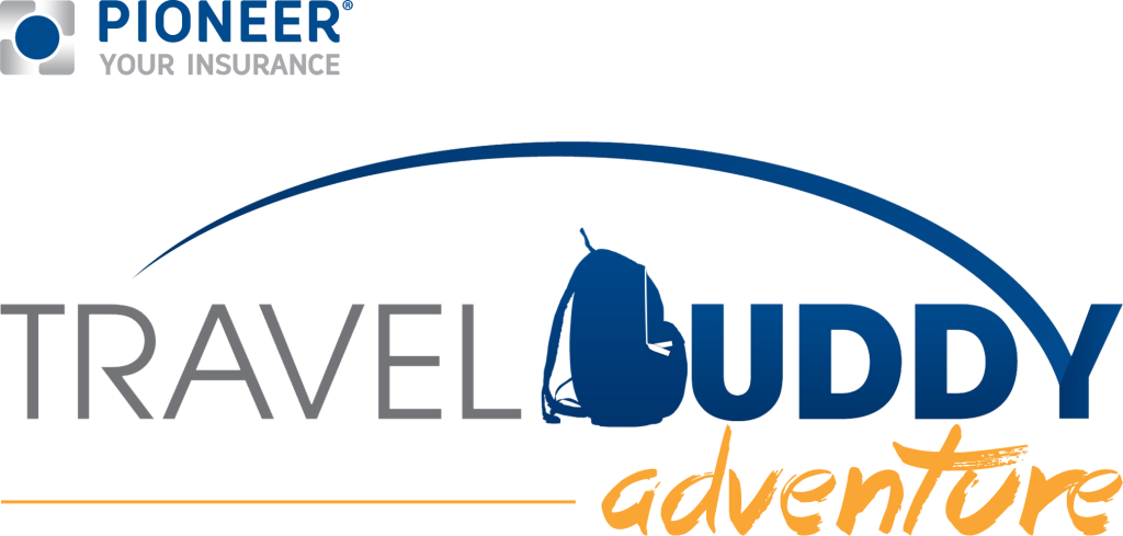 Travel Buddy Adventure logo
