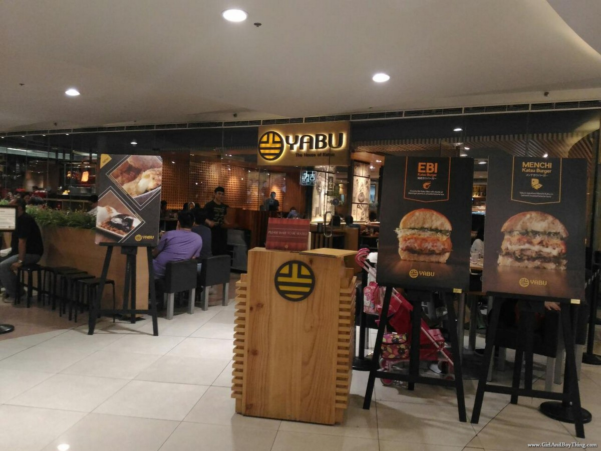 Menchi Katsu Burger