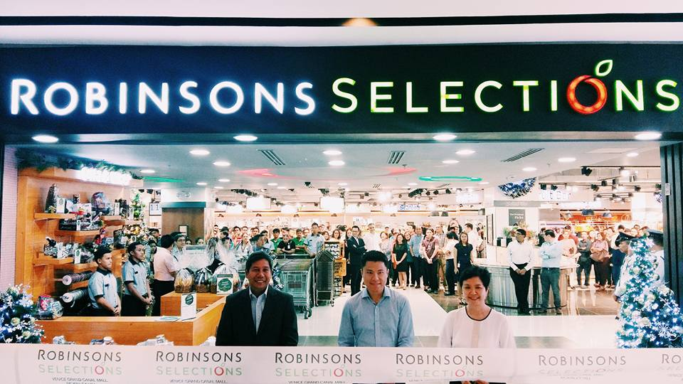 Robinsons selections McKinley Hill Opening