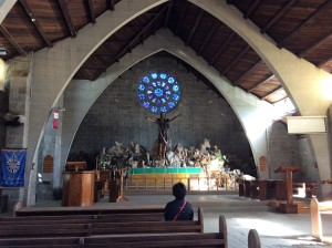 Church of St. Mary The Virgin in Sagada