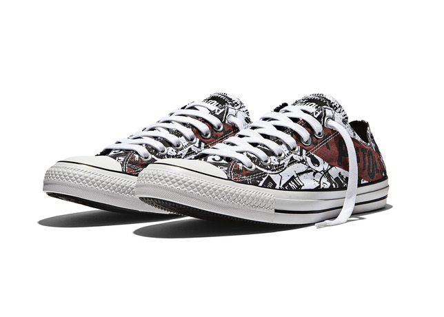Converse Chuck Taylor All Star Sex Pistols Collection