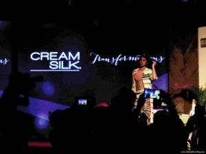 Cream Silk Transformations