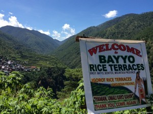 Bayyo Rice Terraces