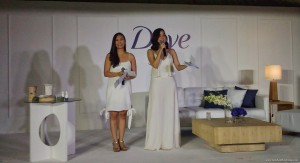 Dove Deo Go shave event