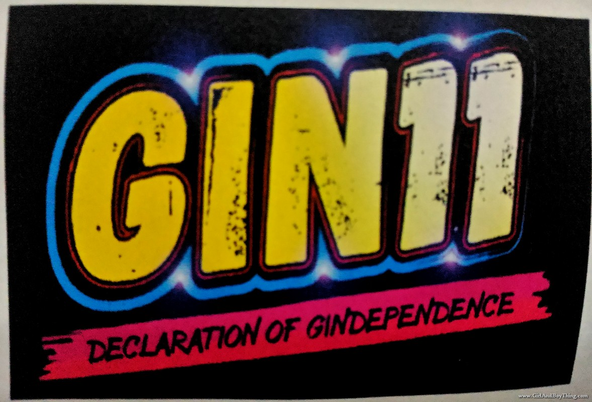 Ginebra San Miguel Gindependence Day
