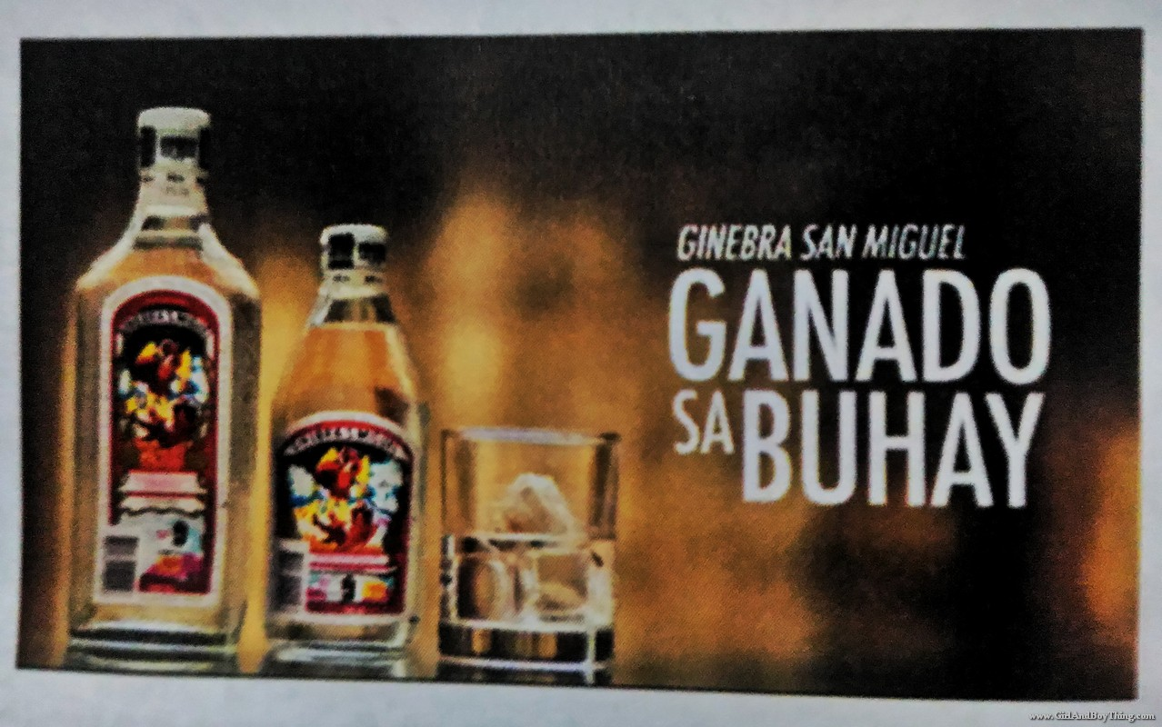 Ginebra San Miguel Gindependence Day 2016
