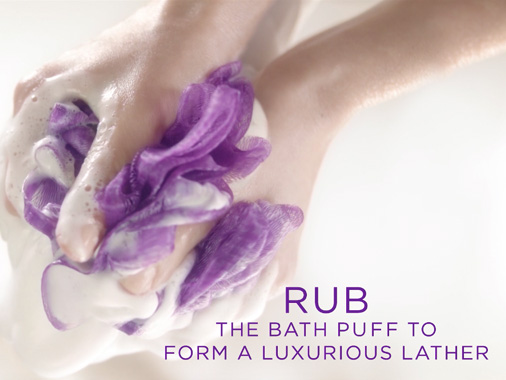 LUX Perfumed Bath Collection