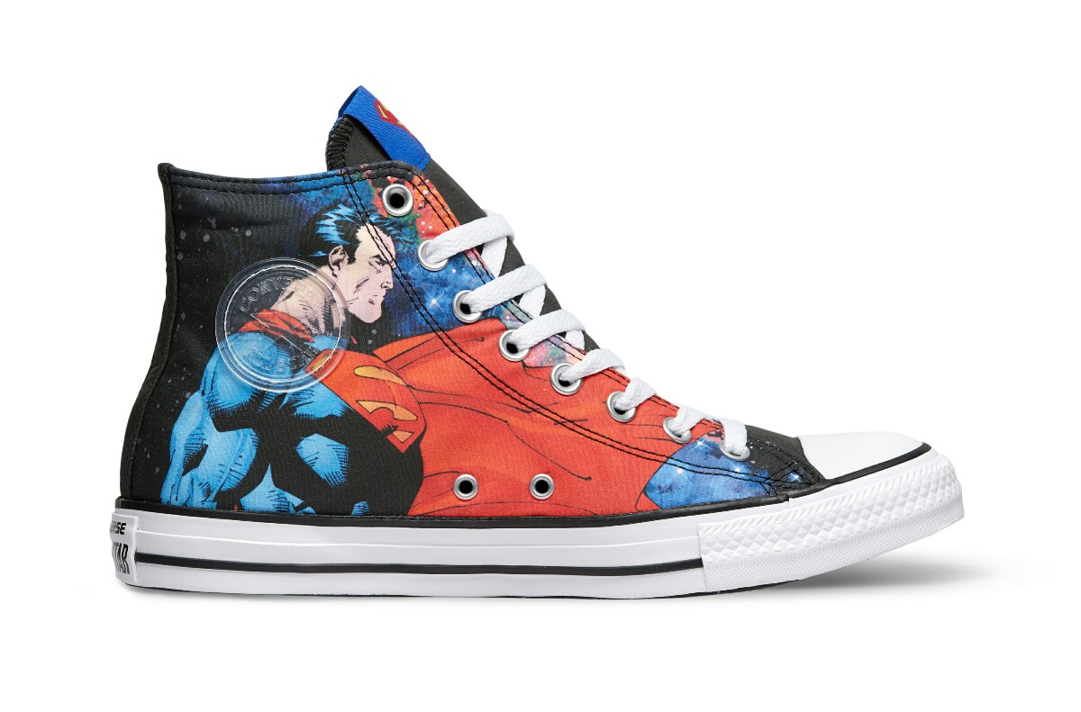 Converse Chuck Taylor All Star Superman