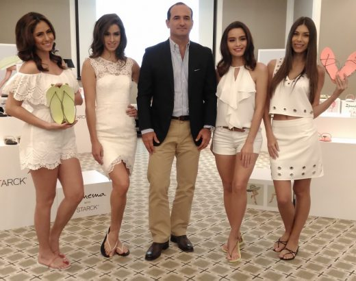 Ipanema With STARCK Collection: Choose Your Style