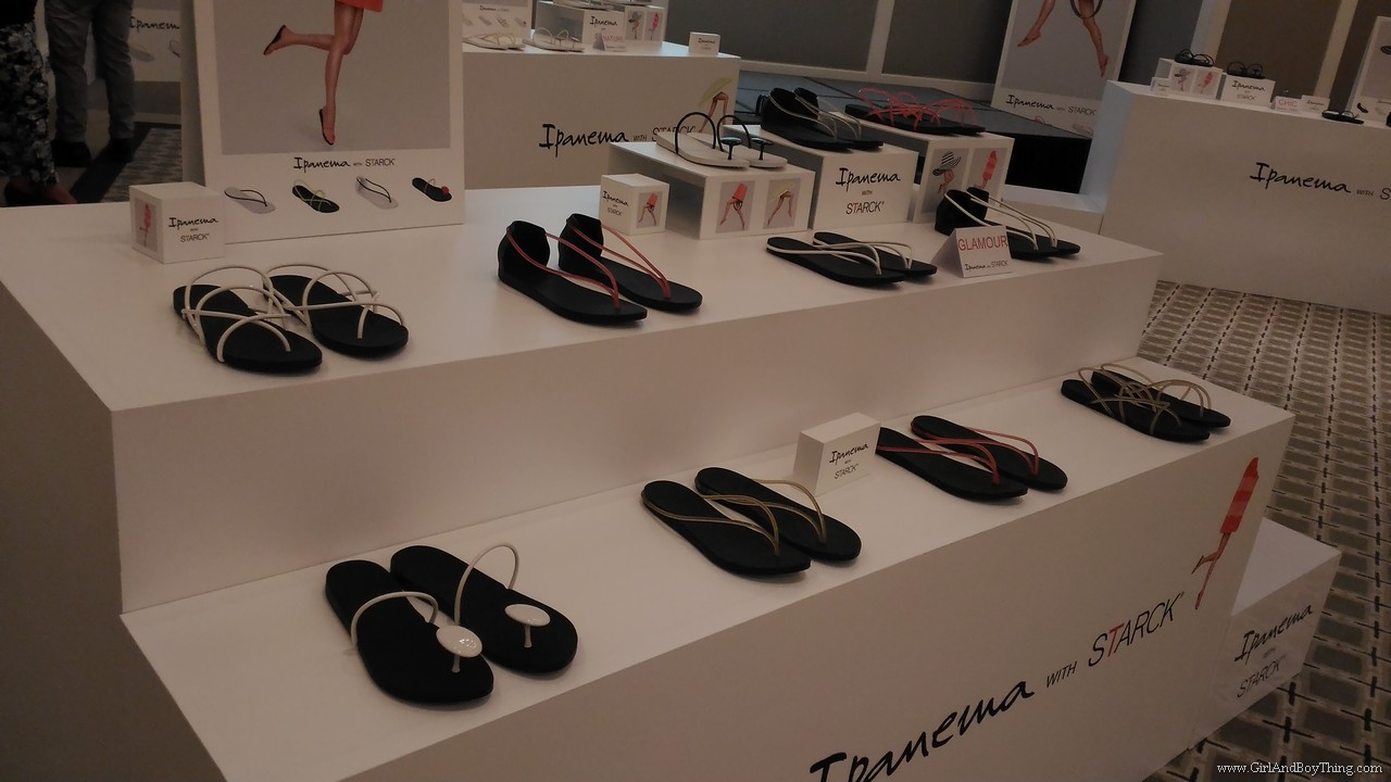 Ipanema With STARCK Glamour Collection