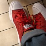 Chuck Taylor All Star II Knit Wear Test: Binondo Food Wok