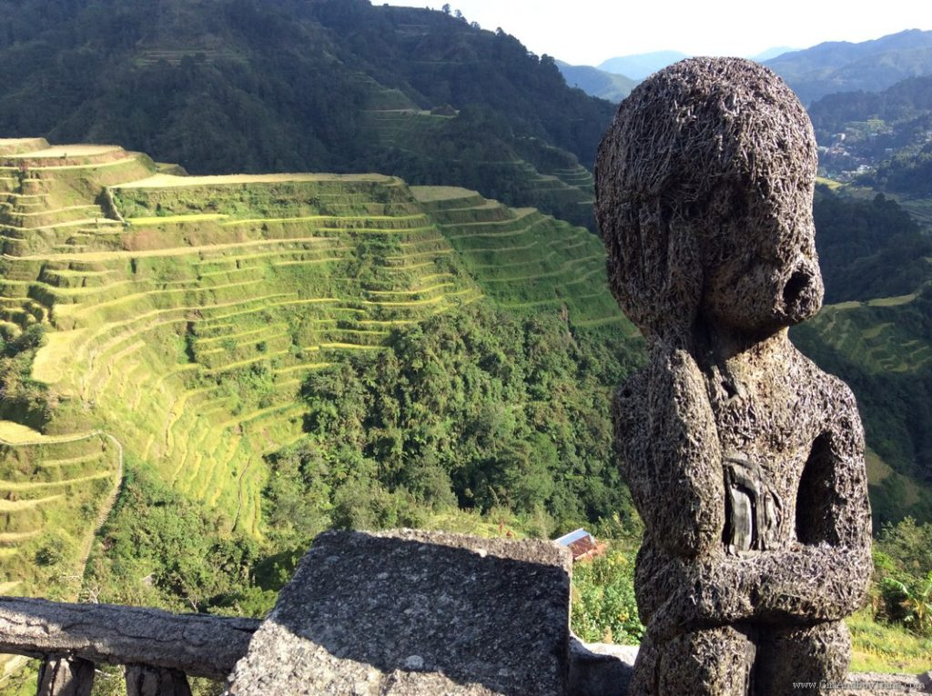 Seeing banaue rice terraces for the first time for What are terraces
