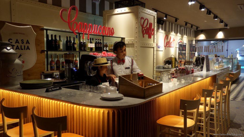 Casa Italia Cafe