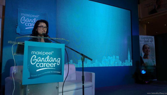 Maxi peel Gandang Career event (4)