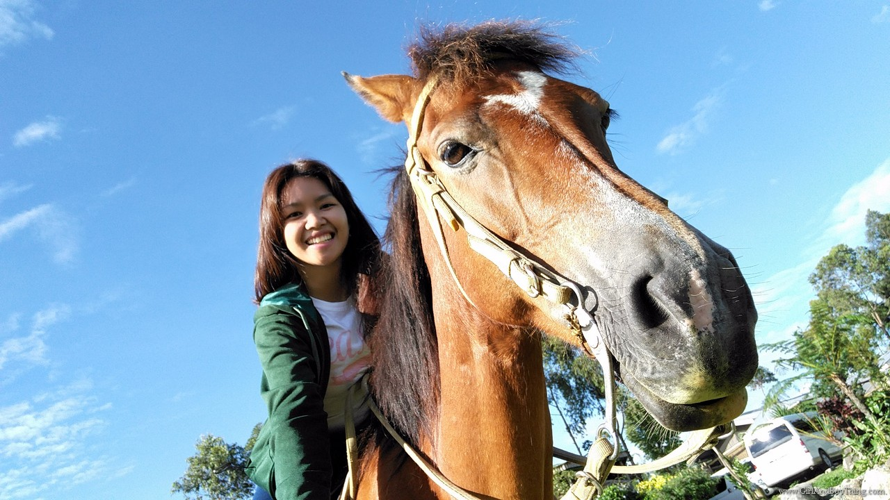 horseback riding in Mindanao