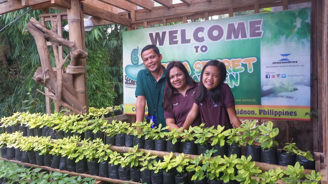Jaya's Secret Garden
