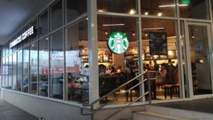 Starbucks Coffee SM CIty San Mateo