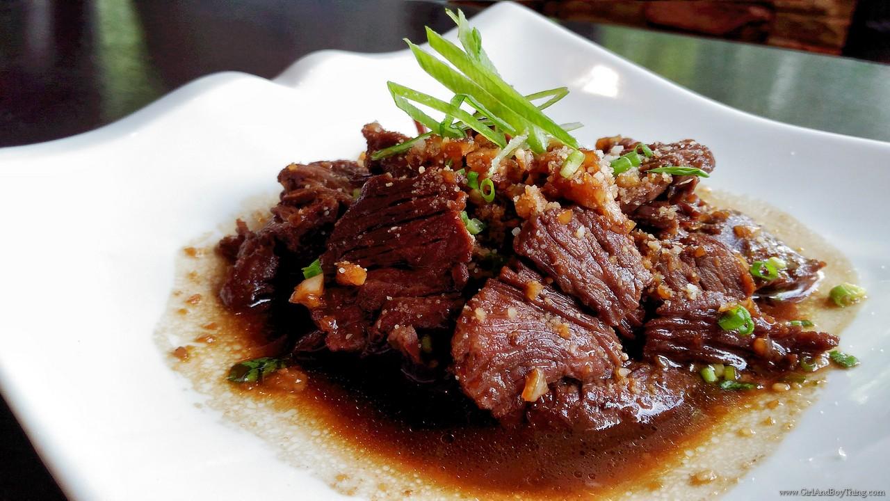 Vittorio's Beef Salpicao