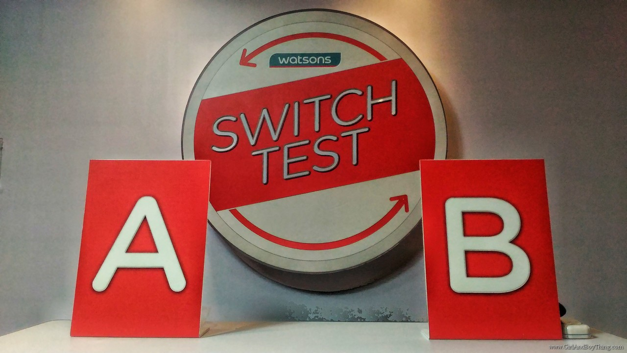 Watsons Switch Test