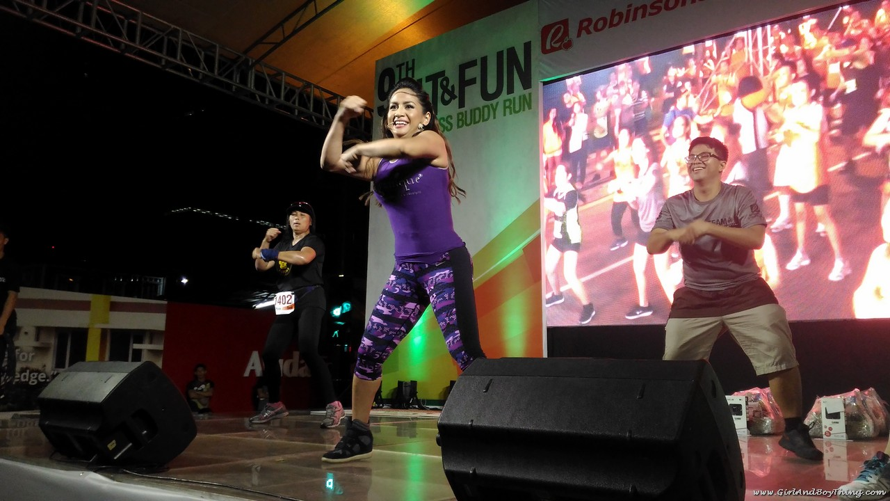 Robinsons Supermarket Fit and Fun Wellness Buddy Run