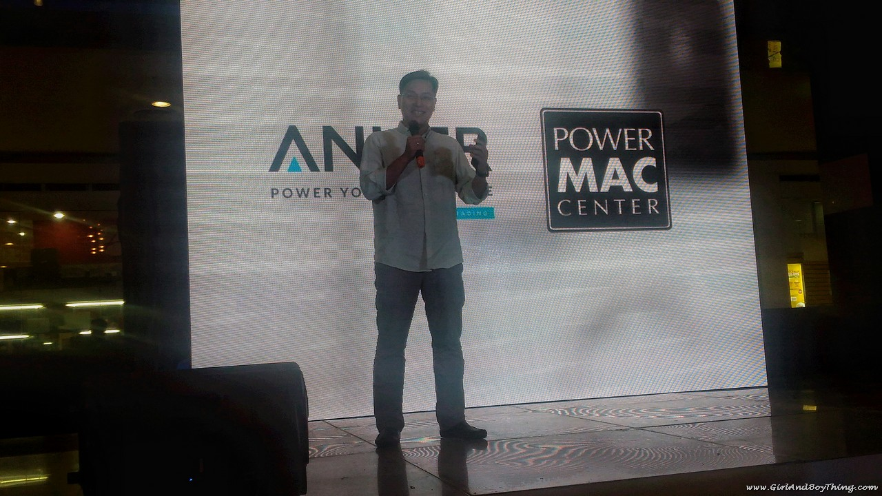 Anker launch