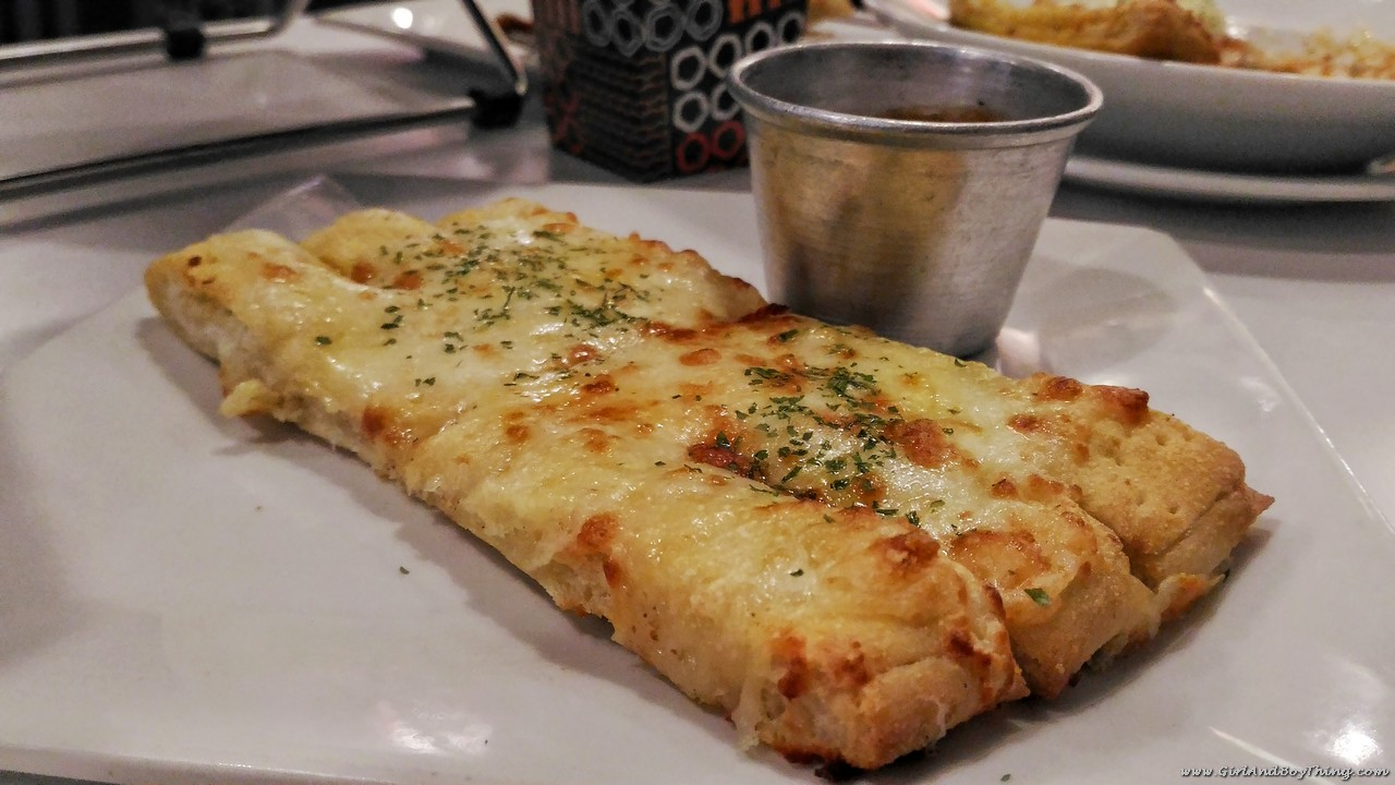 Greenwich Cheesy bread