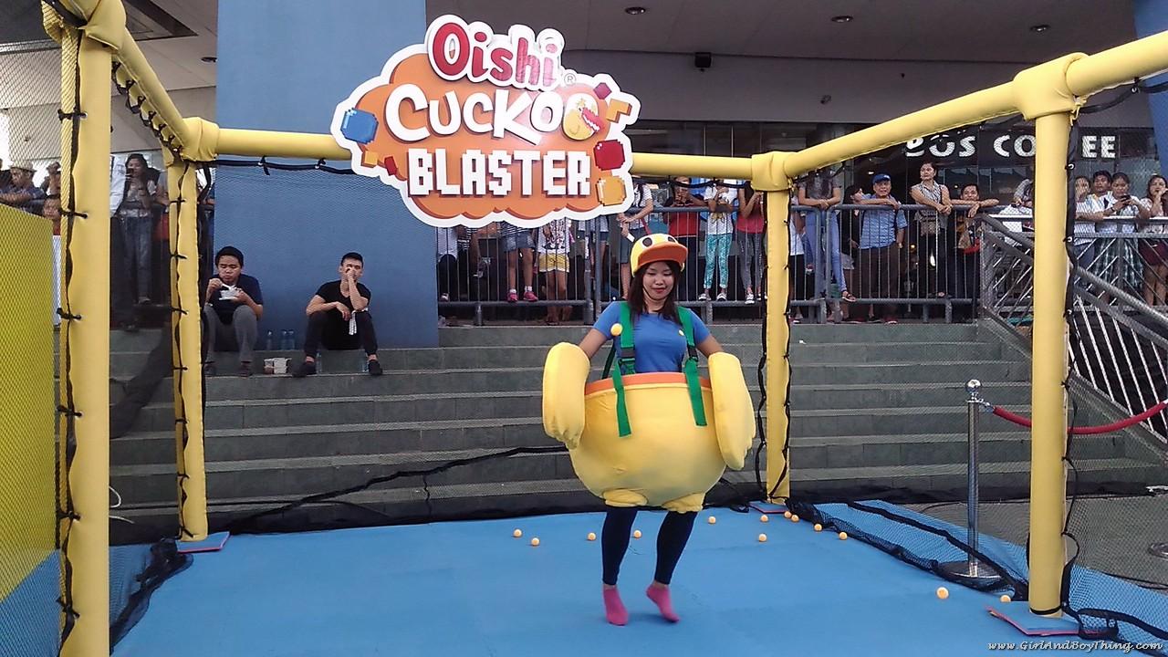 Oishi Snacktacular 2016 Oishi Cookoo Blaster