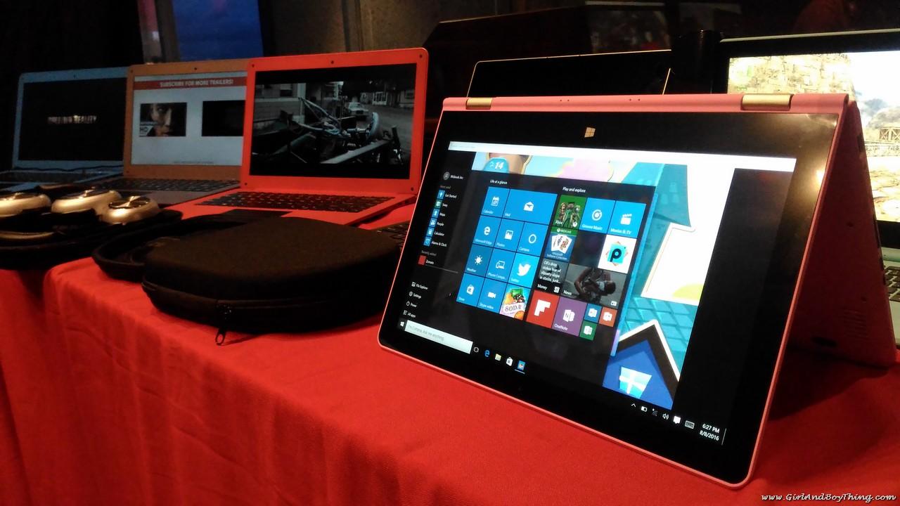 REDFOX Technologies Laptops