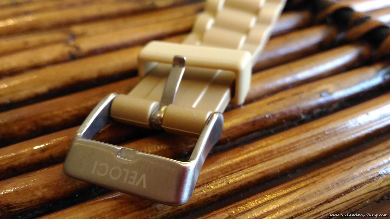 Veloci Metro 2016 Collection lock