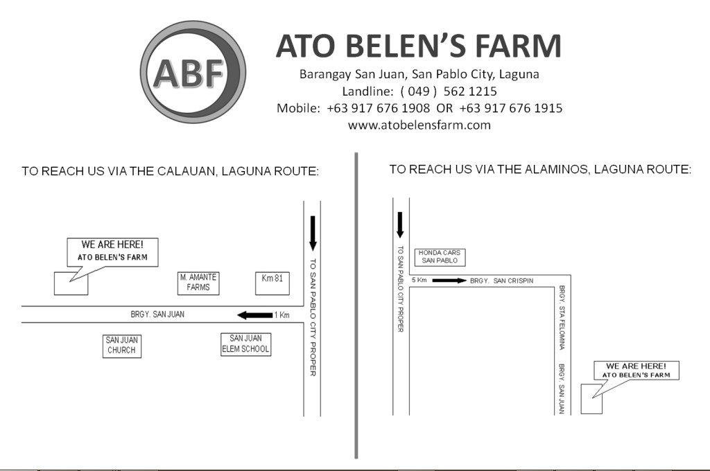 Ato Belens Farm