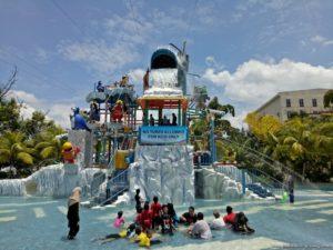 Bukit Gambang Water Park Aqua Play