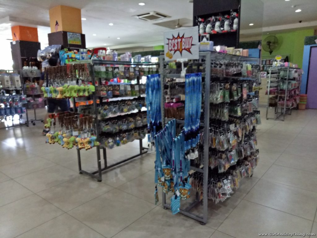 BGRC Water park Gift Shop