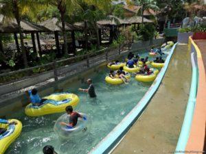 Bukit Gambang Water Park Glacier River