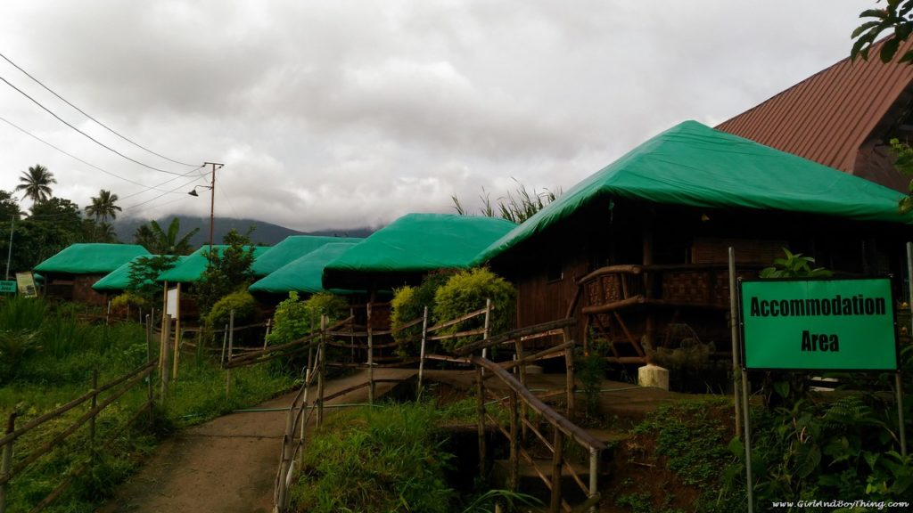 Costales Nature Farms Accommodation