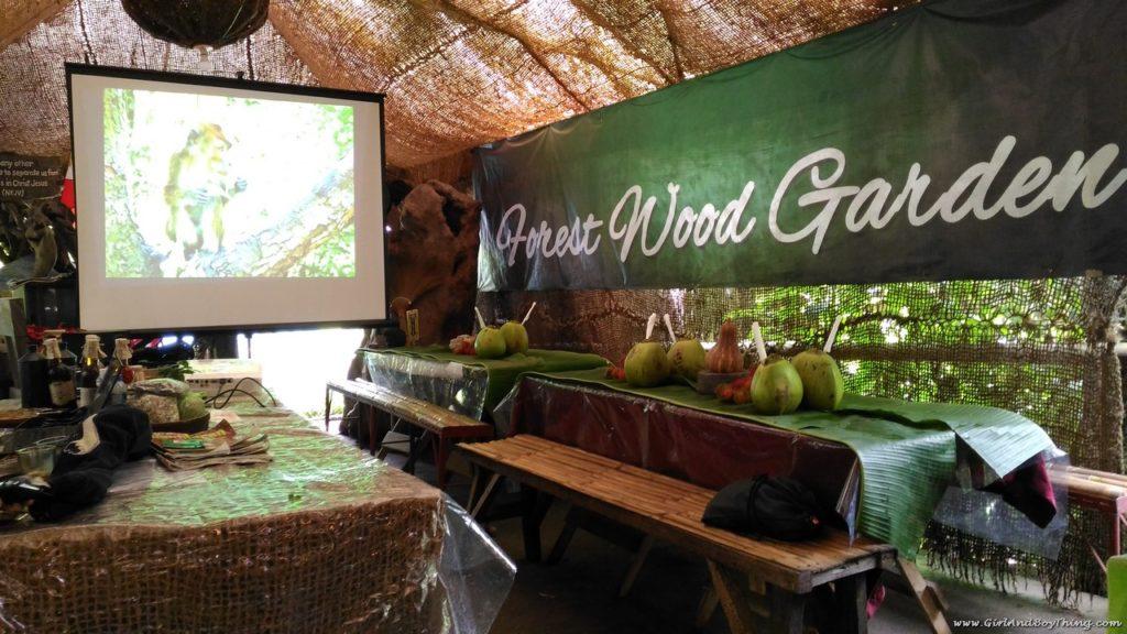 Forest Wood Garden organic farming seminar