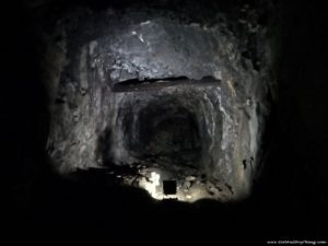 Sungai Lembing underground tin mines