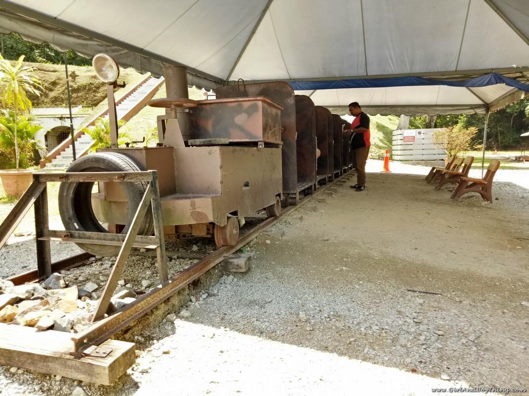 Tin Mine Sungai Lembing