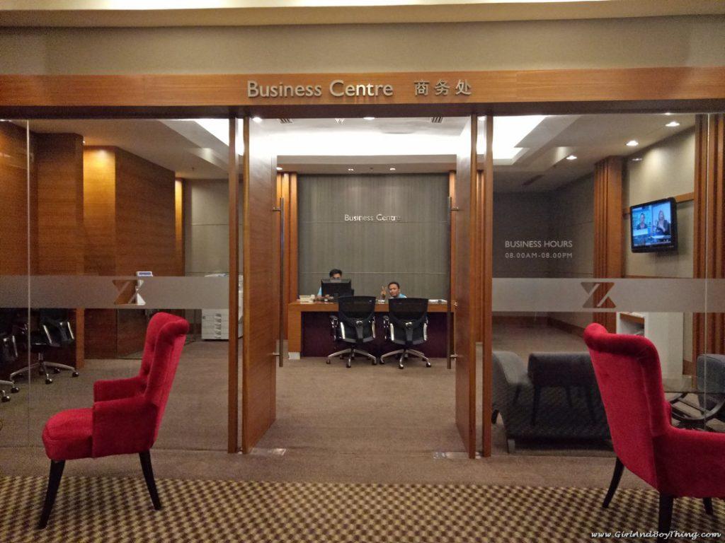 Zenith Hotel Business Centre